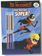 incredibles book
