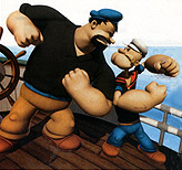 popeye the sailor meets cgi the sailor