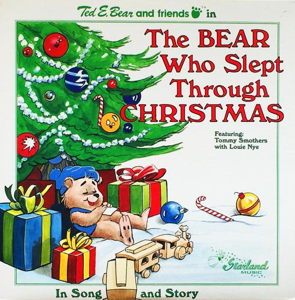 The Bear Who Slept Through Christmas - Where Can I Find Christmas / Merry Christmas